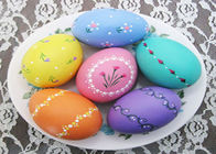 Shock-absorbing Paper Pulp Molded Easter Eggs for Easter Decoration Gift