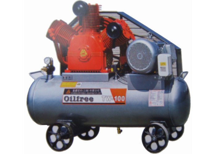 Moded Pulp Screw / Reciprocating / Rotary Type Air Compressor Driven by Belt